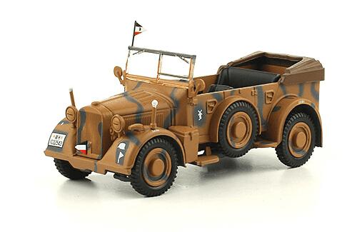 KFZ. 15 901 1:43, voitures militaires de la seconde guerre mondiale
