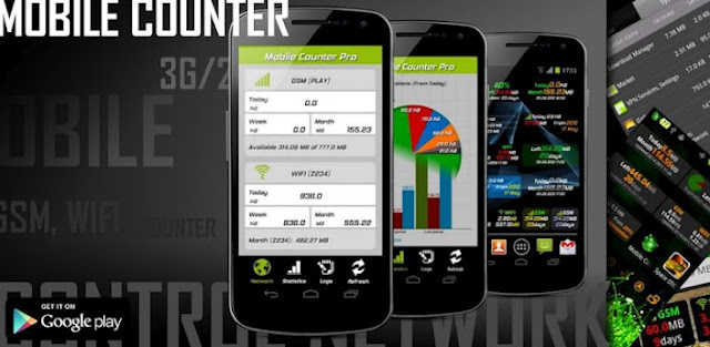 Mobile Counter Pro APK 3.2 Full Version