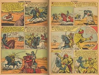 The Talisman PDF Comic Book