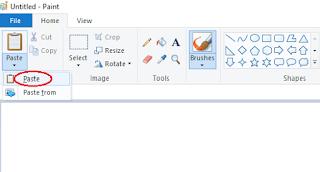 Cara Screenshot di Komputer Menggunakan Keyboard
