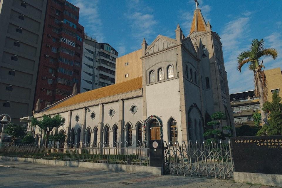 台湾基督長老教会 塩埕教会