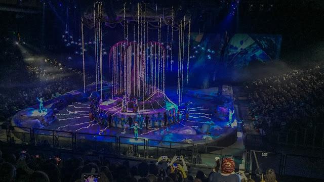 Toruk, Cirque de soleil