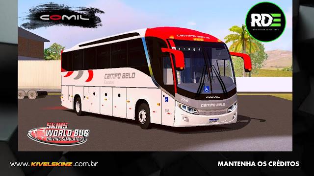 COMIL 1200 4X2 - VIAÇÃO CAMPO BELO