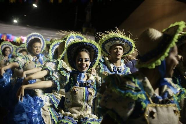 Caravana do São João Comunitário leva alegria e tradição para o bairro da Área Verde