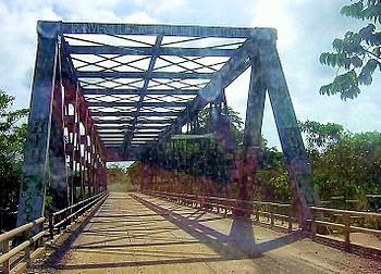 Puente del diablo - Leyenda Quiché