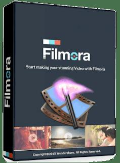 Wondershare Filmora Video Editor v9.1 + Keys + Crack (Windows & MAC)