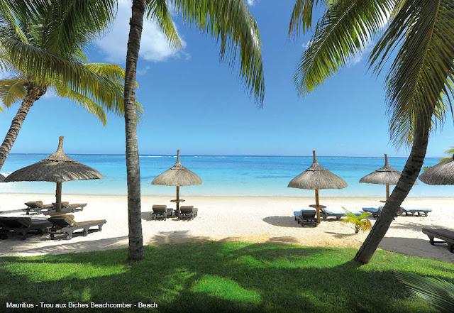 Beachcomber Trou aux Biches Mauritius, Beach