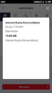 Cara Daftar Ulang Kuota Gratis Internet Dari Kemendikbud Pelajar Pengajar: Telkomsel, Indosat, XL
