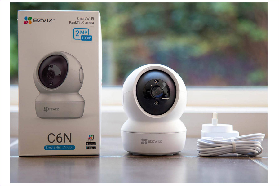 camera wifi c6n