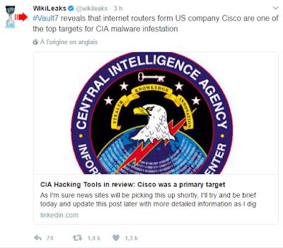 Wikileaks: Le programme de surveillance généralisée de la CIA qui ne semble gêner personne dans - DROIT %25D0%25A1%25D0%25BD%25D0%25B8%25D0%25BC%25D0%25BE%25D0%25BA%2B%25D1%258D%25D0%25BA%25D1%2580%25D0%25B0%25D0%25BD%25D0%25B0%2B%252829%2529