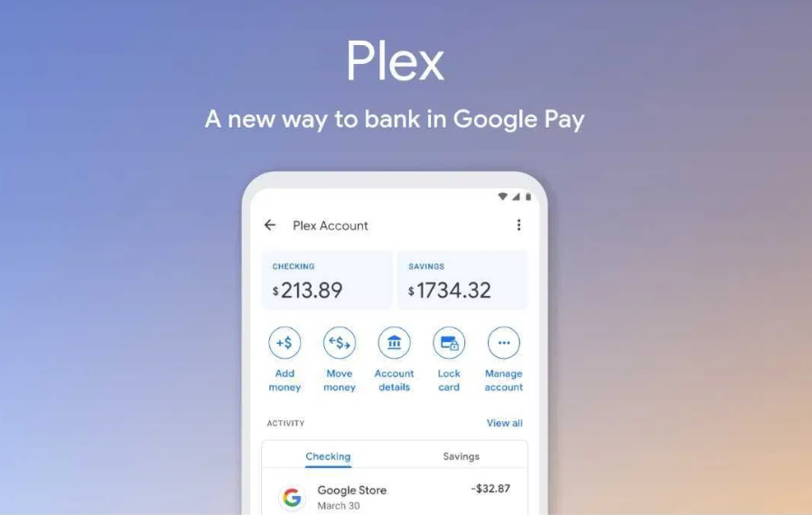Google Pay will launch 'Plex' bank accounts with Citi