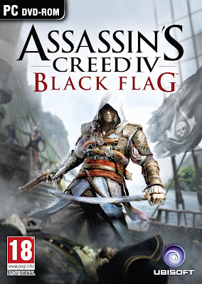 Assassins Creed IV Black Flag PC Cover