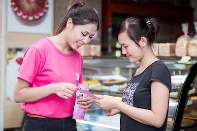 tìm kiếm khách hàng trên mạng cho dịch vụ phát tờ rơi