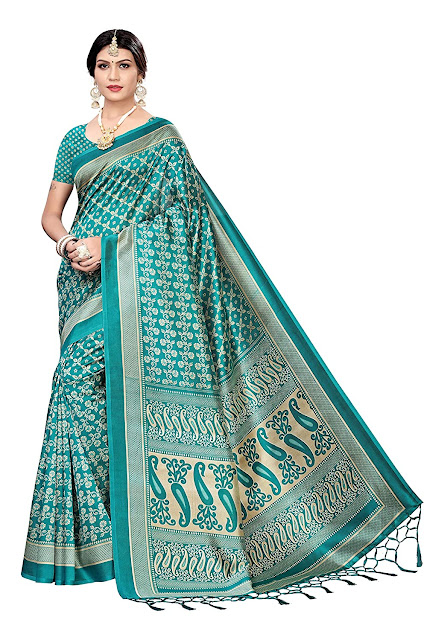 Daily Wear Sarees for Women