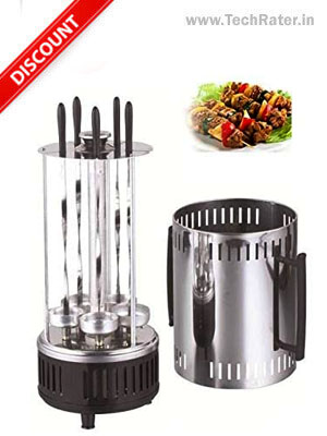Stainless Steel Barbeque & Grill Machine