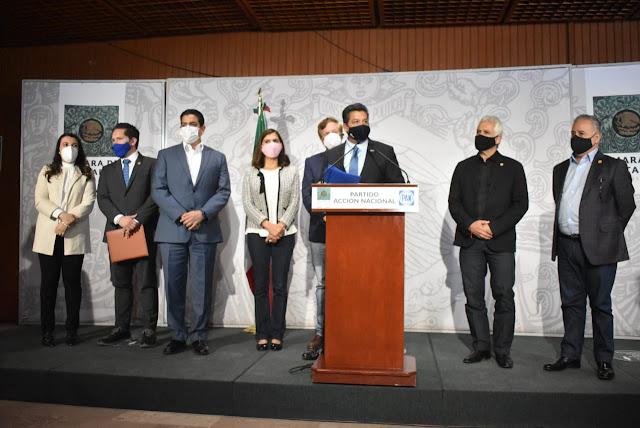 Acusa PAN divulgación anticipada de la solicitud de desafuero contra el gobernador de Tamaulipas