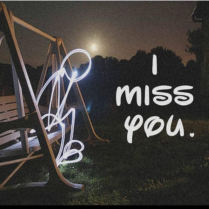 I miss you DP