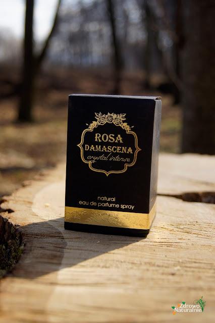 Natural Cosmetics Alba - Naturalny perfum różany dla mężczyzn