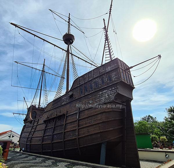Melaka Ship Museum