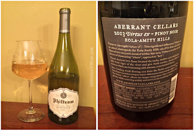 Aberrant Cellars: A Winery Dedicated to Avoiding Convention
