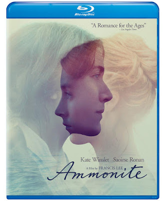 Ammonite Bluray