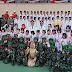 Bupati Barut Apresiasi Anggota Kipan C Yonif Raider 631/Antang