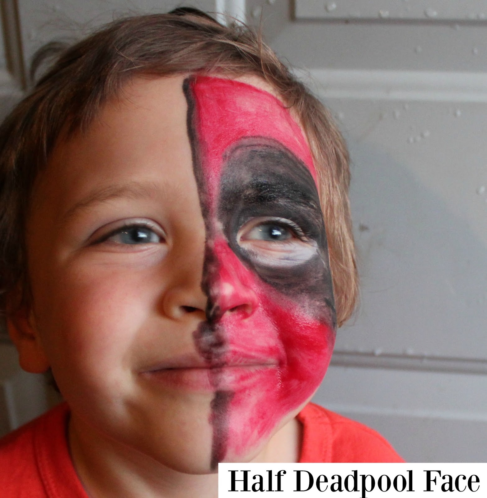 Easy halloween makeup ideas for kids and baby lille punkin easy halloween makeup ideas for kids and baby baditri Gallery