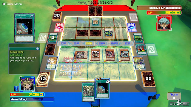 Yu-Gi-Oh! Legacy of the Duelist imagenes pc