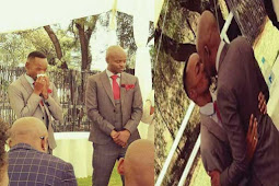 Angry Reactions towards the wedding between two Kenyan homosexuals