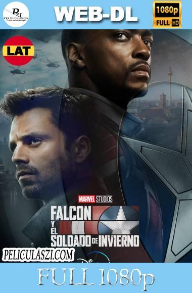 Falcon y el Soldado del Invierno (2021) Full HD Temporada 1 WEB-DL 1080p Dual-Latino