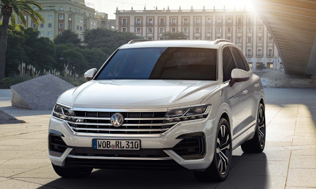 The new Volkswagen Touareg 2018 has arrived!