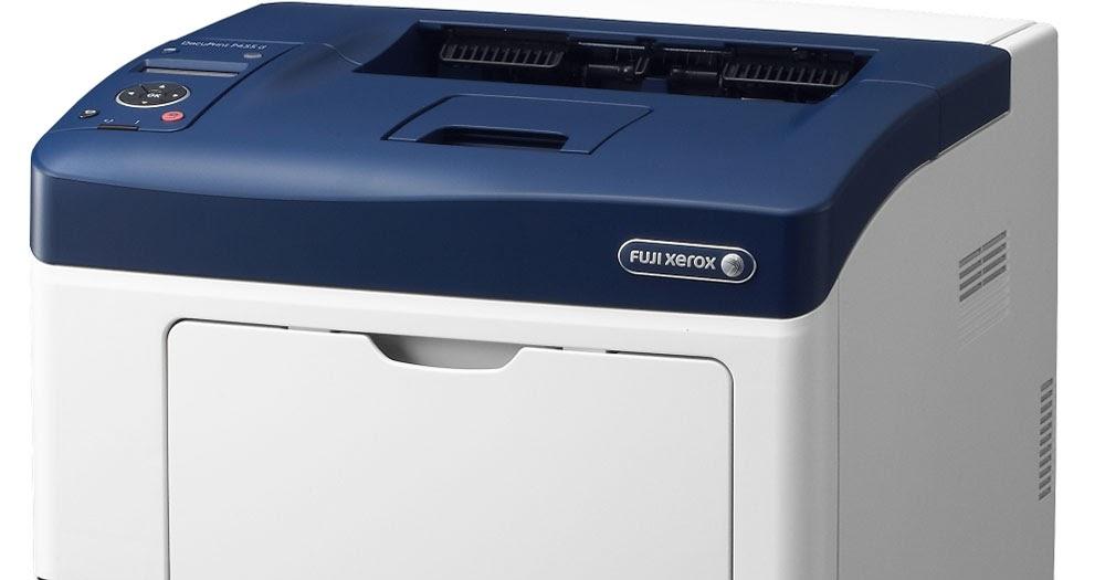 Fuji Xerox Printer Drivers