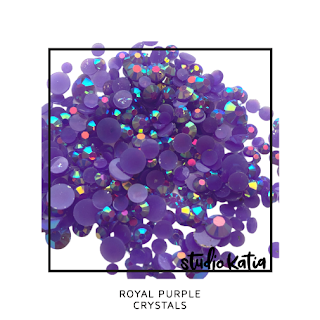 Royal Purple Crystals