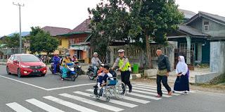 Ini Wujud Pelayanan Prima Sat Lantas Polres Lampung Barat