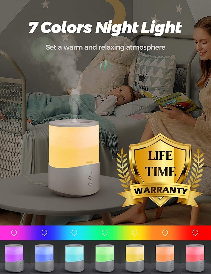 ColorMist Cool Mist Humidifier