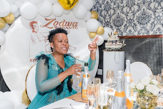 Zodwa Wabantu Celebrater Many More Years Of Poking!