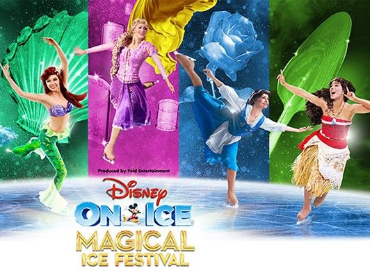 Disney On Ice Returns in 2020 With Magical Ice Festival
