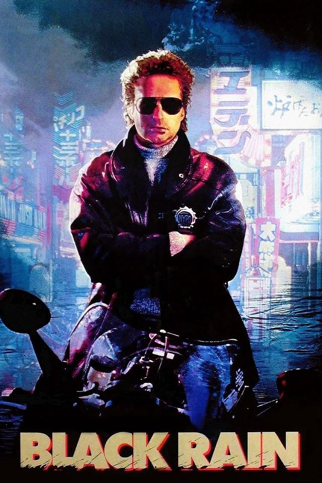 Black Rain 1989 x264 720p Esub BluRay Dual Audio English Hindi THE GOPI SAHI