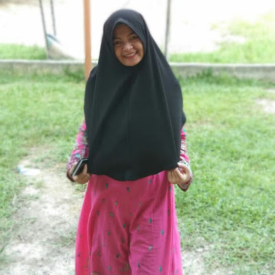 jilbab intant untuk pipi tembem