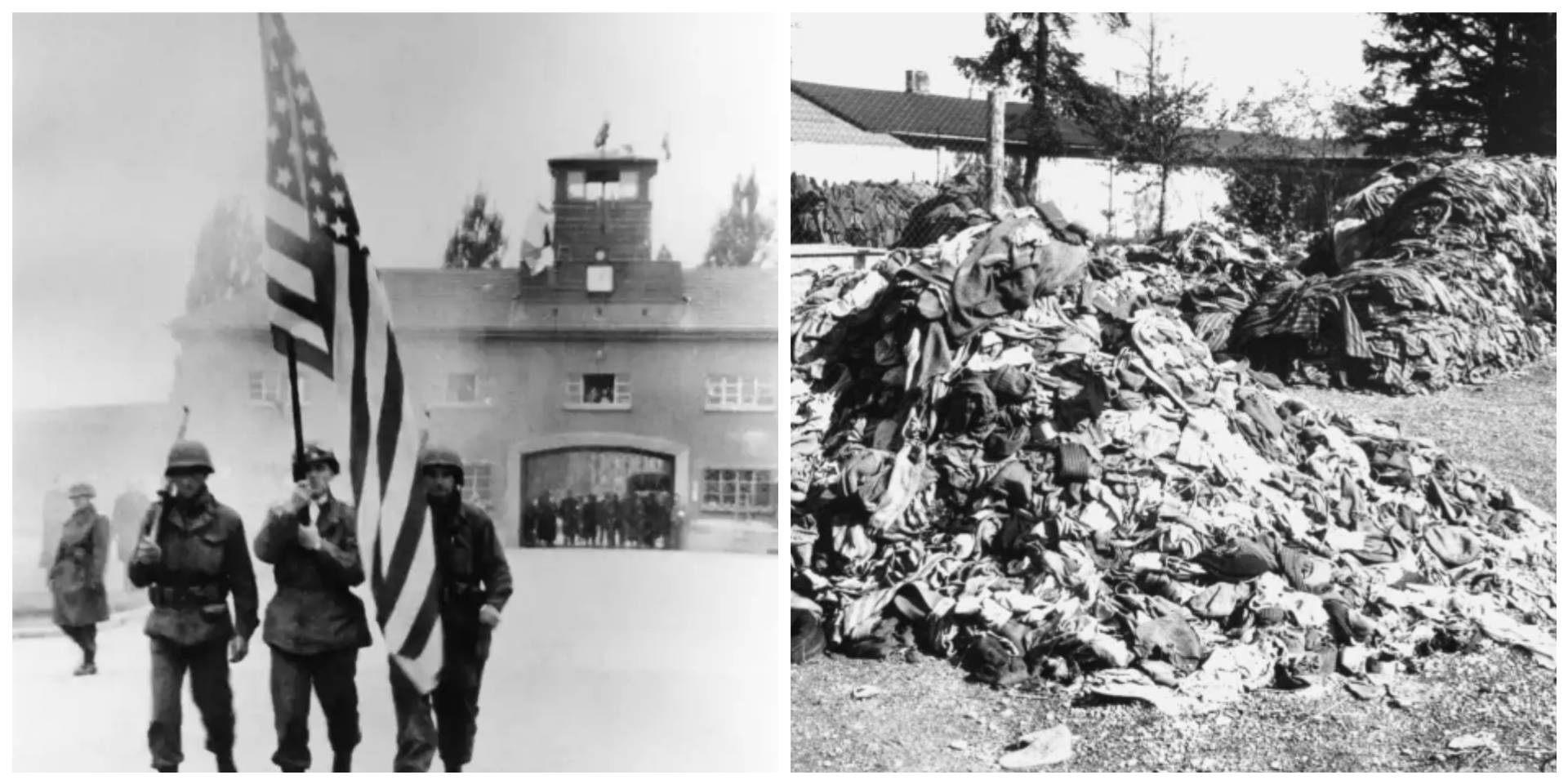 The Horrifying Discovery of Dachau Concentration Camp—And Its Liberation by US Troops