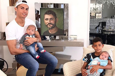Ronaldo pays emotional tribute to late father