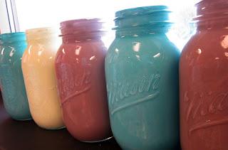Mothers Day mason jar