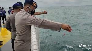 Muncul Sinyal SOS Diduga Korban Sriwijaya Selamat, Polisi Turun Tangan