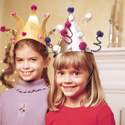 First-night Hats