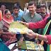भाजपा नेता दिलीप सिंह ने बाटा जरूरत मंदो के बीच कंबल