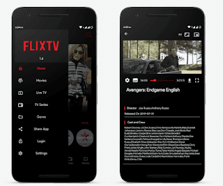 FlixTV v1.6 B7 RE APK is Here !