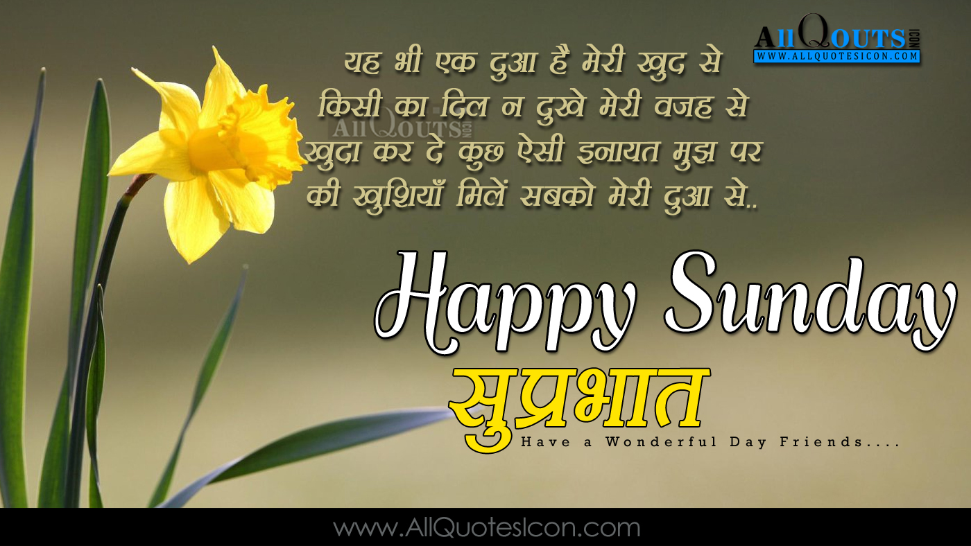 Happy Sunday Quotes Wallpapers Famous Hindi Good Morning Shayari For Happy  Life Quotes With Happy Life Quote Wallpaper
