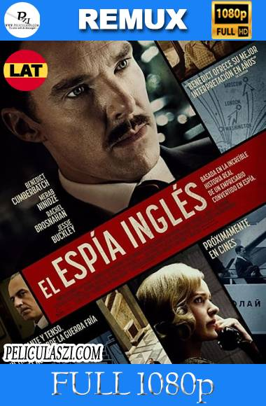 El Espía Inglés (2021) Full HD REMUX 1080p Dual-Latino VIP