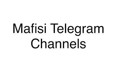 Mafisi Telegram Channels