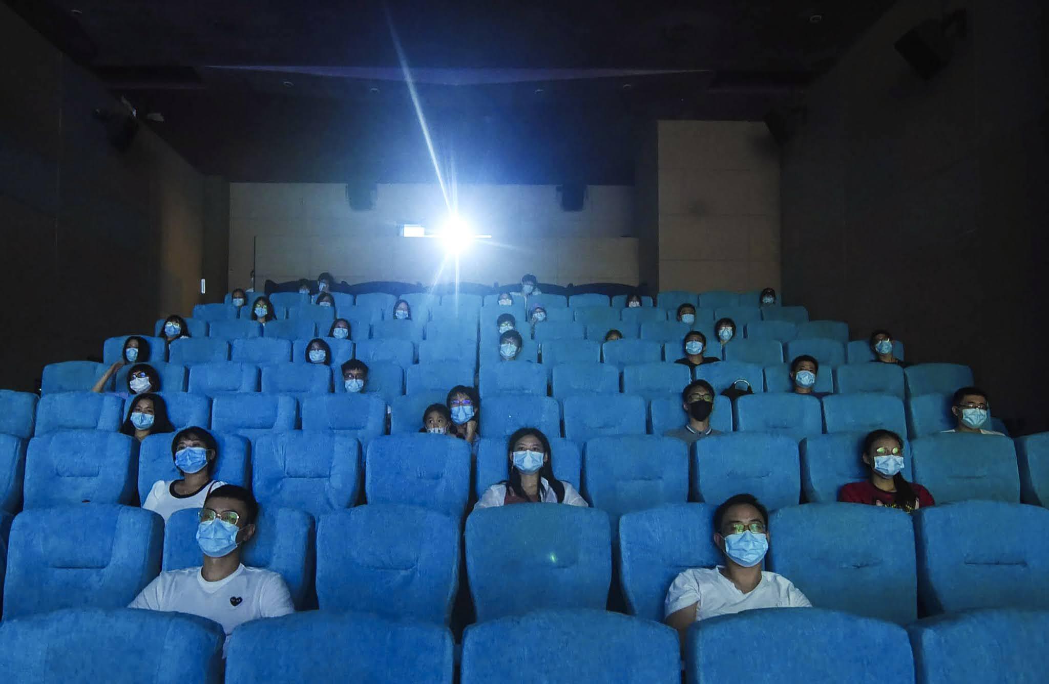 Cinemas do Rio reabrem 1º de outubro
